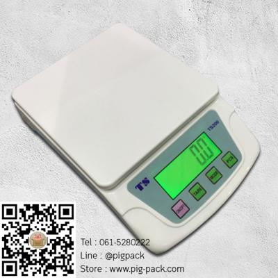 เครื่องชั่งดิจิตอล 1 g. - 10 kg. : 003453