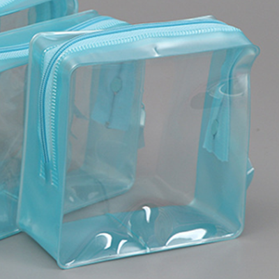 กระเป๋า Gift set สีฟ้า 5x12x12 cm. 10 ชิ้น : E004569