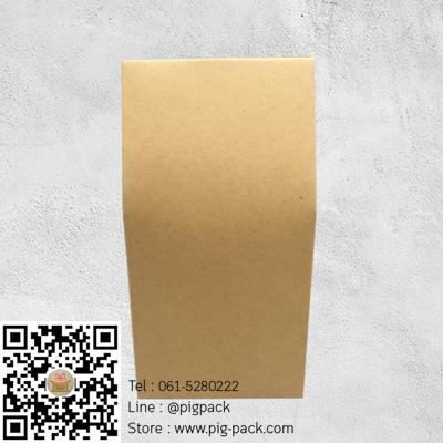 กล่องกระดาษคราฟไม่เจาะรู 5x8x9.5 cm. 50 ชิ้น : A004551