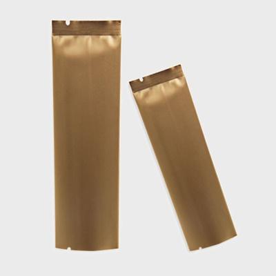 ซองฟอยล์เนื้อด้านสีบรอนซ์ทอง 100 ชิ้น (คลิกเพื่อเลือกขนาด)
