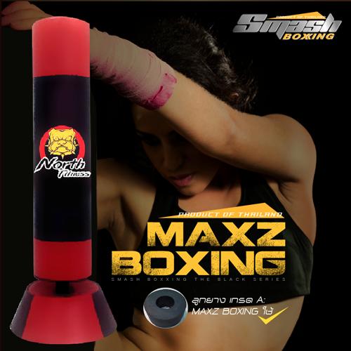 กระสอบทรายตั้งพื้นรุ่น MaxzBoxing