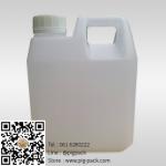 ขวดแกลลอนพลาสติกพร้อมฝา 1 L. 20 ชิ้น : 005445