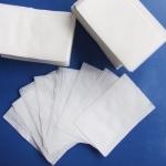 ซองกระดาษขาวใส่สบู่ 6.9x9 cm. 100 ชิ้น : 004263
