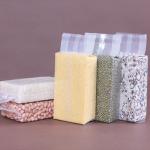ถุงซองแวคคั่มขยายข้างเนื้อพลาสติก PE 100 ชิ้น (คลิกเพื่อเลือกขนาด)