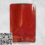 ซองฟอยล์เนื้อเงาสีแดงมีรูแขวน 10x14 cm. 100 ชิ้น : L004667