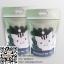 ถุงซองซิปพลาสติกขุ่นแบบตั้งได้มีที่จับแขวนได้ลายแมว 13.5x17.5+5 cm. 50 ชิ้น : Z004794