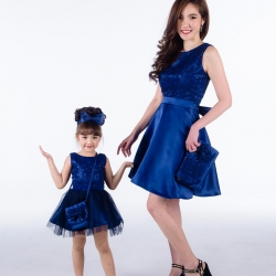 Premium Princess - Navy Blue